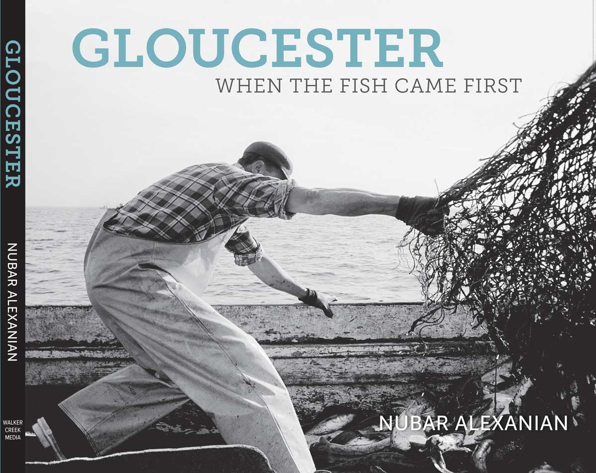 Gloucester: When The Fish Came First, Front Cover